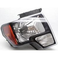 OEM Ford F150 FX2 FX4 Raptor Right Passenger Side Headlamp Lens Crack