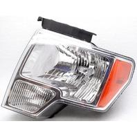 OEM Ford F150 King Ranch Lariat STX XL XLT Left Driver Side Headlamp Tab Chip