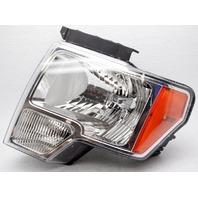 OEM Ford F150 King Ranch Lariat STX XL XLT Left Driver Side Headlamp Pegs Gone