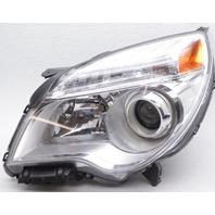 OEM Chevrolet Equinox LTZ Left Headlamp 22915378 Lens Scratch Tab Repair