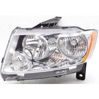OEM Jeep Grand Cherokee Left Halogen Headlamp Tab Missing 55079379AF