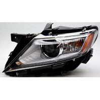 OEM Lincoln MKX Base Left Driver Side HID Headlamp Chrome Scratch BA1Z13008D