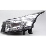 OEM Chevrolet Cruze Left Driver Side Headlamp Lens Scratches 95291963