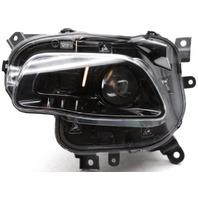 OEM Jeep Cherokee Left Driver Side HID Headlamp Lens Scratch 68102849AG