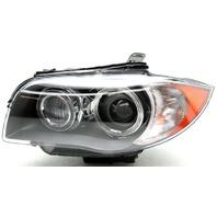 OEM BMW 135i Left Driver Side HID Headlamp Housing Chip