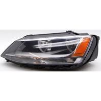 OEM Volkswagen Jetta Left Driver Headlamp Tab Cracked 5C7941005