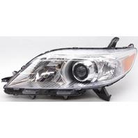 OEM Toyota Sienna Left Halogen Headlamp Tab Missing 81150-08030