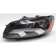 Used TYC Aftermarket Left Driver Side Halogen Headlamp For A Volkswagen Passat