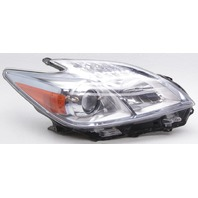 OEM Toyota Prius Plug-in Right Passenger Side Headlamp 81130-47550 Tabs Gone