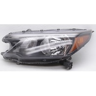 OEM Honda CR-V Left Driver Side Headlamp 33150T0AA01 Tab Gone Lens Scratches