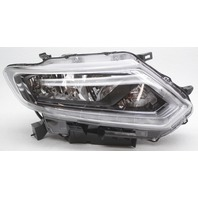 OEM Export Nissan Rogue Right Side Halogen Headlamp