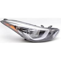 OEM Hyundai Elantra Right Headlamp Lens Cracks 921023Y500