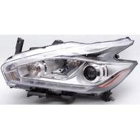 OEM Nissan Murano Left Driver Side LED Headlamp Mount Missing