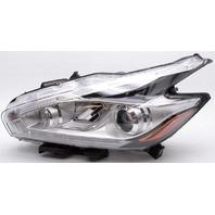 OEM Nissan Murano Left Driver Side LED Headlamp Mounts Missing