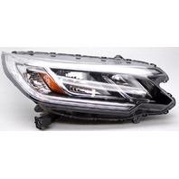 OEM Honda CR-V Right Passenger Side Halogen Headlamp Missing Tab