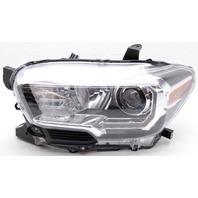 OEM Toyota Tacoma Left Headlamp Tabs Missing 81150-04270