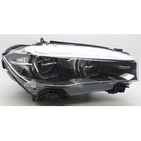 OEM BMW X5,X6 Right LED Headlamp 63-11-7-442-652 Bolt On Tab Added