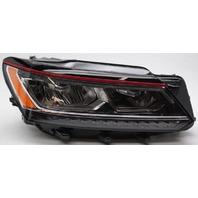OEM Volkswagen Passat Right Passenger Side LED Headlamp Mounts Missing
