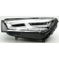 Non-US Market Audi Q5 Left Hand LED Headlamp 80A.941.035