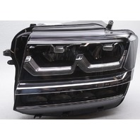 Non-US Market Volkswagen Atlas Left Hand LED Headlamp 3CN 941 035A