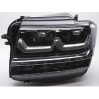 Non-US Market Volkswagen Atlas LED Left Hand Headlamp Lens Chips 3CN 941 035A