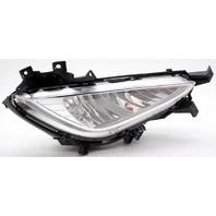 OEM Hyundai Elantra Coupe Right Passenger Side Fog Lamp Mount Missing