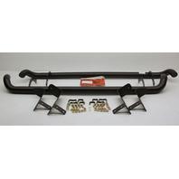 New Old Stock OEM Jeep Liberty Tubular Running Board Kit 82207208 Black
