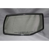 Export New Old Stock OEM Cadillac SRX Left Side View Mirror Glass 89044607