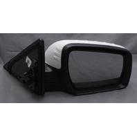 OEM Kia Soul Right Passenger Side View Mirror 87620-2K861 White Minor Scratches