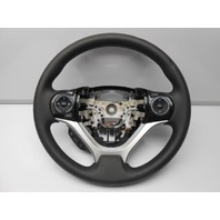OEM Honda Civic Vinyl Steering Wheel Graphite Black 78501-TR0-N61ZA
