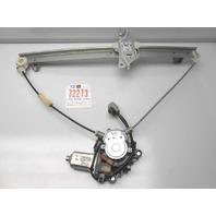 Genuine OEM Toyota RAV4 Left Front Window Regulator 2 Door Electric 1996-2000