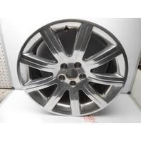 OEM Ford Flex 19x8 Aluminum 9 Spoke Polished Wheel BA8Z-1007-D