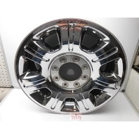 OEM Ford F250 F350 Super Duty OEM 20x8 Inch Aluminum 7 Spoke Chrome Clad Wheel