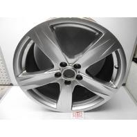 OEM Ford Mustang 19x8.5 Sparkle Silver 5 Spoke Wheel Rim DR3Z-1007-G