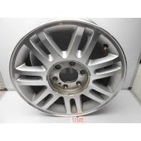 OEM Ford F-150 F150 Wheel Rim 18x7.5 Alum 7 Spokes Silver Inserts AL3Z-1007-F