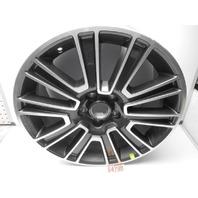OEM Ford Mustang 19x8.5 Inch 10 Spoke Black Inlay Wheel AR3Z-1007-E