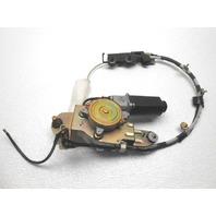 OEM Ford Escort 2-Door Seat Belt Motor & Cable Right Passenger F3CZ-61610D44-A