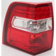 OEM Ford Expedition Left Driver Side Tail Lamp Lens Scratches 7L1Z13405AA