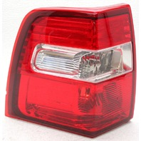 OEM Ford Expedition Left Driver Side Tail Lamp Lens Chip