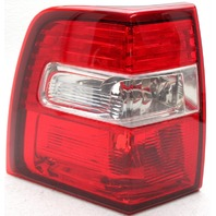 OEM Ford Expedition Left Driver Side Tail Lamp Lens Flaw