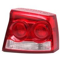 OEM Dodge Charger Right Passenger Side Tail Lamp 4806448AD Lens Crack