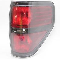 OEM F150 Right Tail Lamp w/Black Trim BL3Z13404AB Strobe Hole Inner Lens Loose