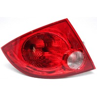 OEM Chevrolet Cobalt Left Driver Side Tail Lamp Lens Crack 20868641
