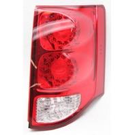 OEM Dodge Grand Caravan Right Passenger Side LED Tail Lamp 5182534AD Lens Chip