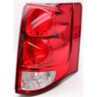 OEM Dodge Grand Caravan Right Passenger Side LED Tail Lamp Lens Chip