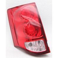 OEM Dodge Grand Caravan Left Driver Side LED Tail Lamp 05182535AD Lens Chip