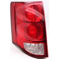 OEM Dodge Grand Caravan Outer Left Driver Side Tail Lamp 05182535AC Lens Cracks