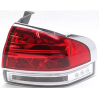 OEM Lincoln MKX Right Passenger Side LED Tail Lamp Chrome Scratch BA1Z-13404-A