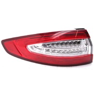 OEM Ford Fusion Outer Left Driver Side LED Tail Lamp DS7Z-13405-H