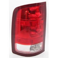 OEM GMC  Sierra, Sierra Denali Left Driver Side Tail Lamp 25958484 Lens Crack